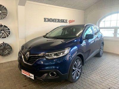 brugt Renault Kadjar dCi 110 Bose Edition EDC