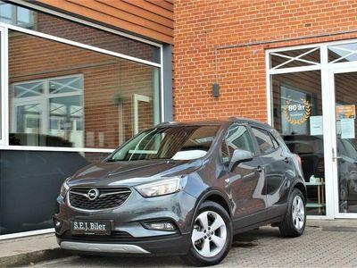brugt Opel Mokka X 1,4 Turbo Enjoy Start/Stop 140HK 5d 6g B