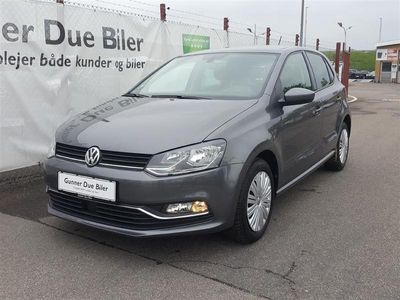used VW Polo 1,2 TSI BMT Comfortline 90HK 5d