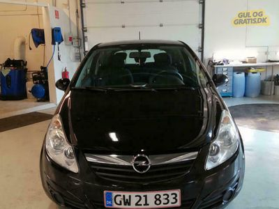 brugt Opel Corsa NYSYNET 3/5.D 1.2 16V