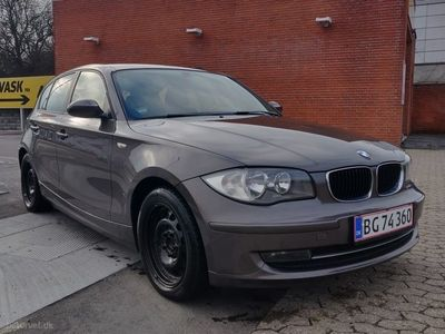 second-hand BMW 116 i 1,6 122HK 5d 6g