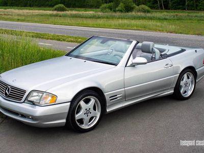 brugt Mercedes SL500 SL-Klasse (R129)