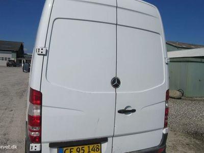 brugt Mercedes Sprinter 316 CDI Man. 163HK Van