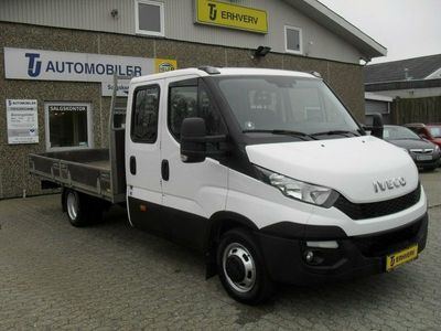 brugt Iveco Daily 3,0 35C21 4100mm Lad