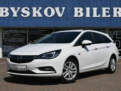 brugt Opel Astra 6 CDTi 110 Enjoy Sports Tourer