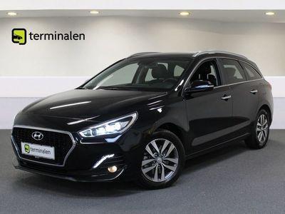 brugt Hyundai i30 1,6 CRDi 136 Premium stc. DCT