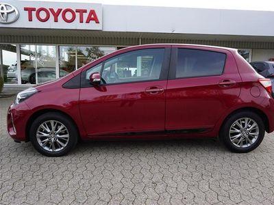 brugt Toyota Yaris 1,5 VVT-iE T2 Premium 112HK 5d