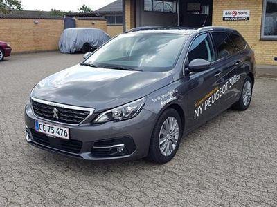 brugt Peugeot 308 SW 1,5 BlueHDi Prestige 130HK Stc 6g