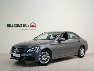 used Mercedes C220 d 2,2 Business aut.