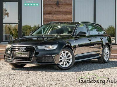 brugt Audi A6 2,0 TDi 190 Ultra Avant