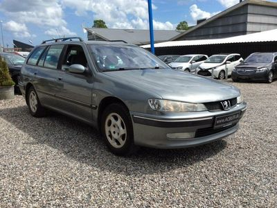 second-hand Peugeot 406 1,8 ST stc.