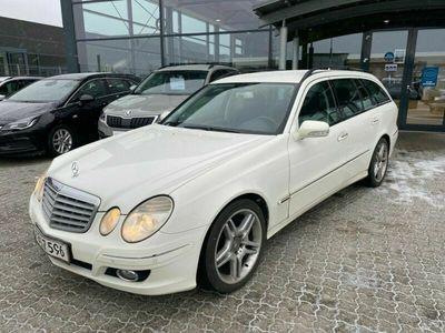 brugt Mercedes E320 0 CDi Elegance stc. aut.