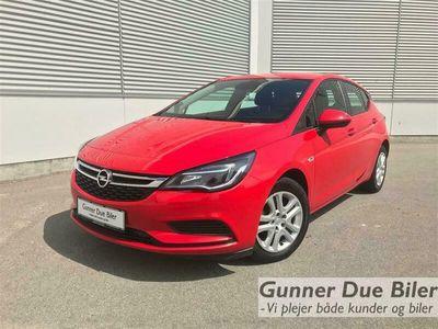 brugt Opel Astra 1,4 Turbo ECOTEC DI Enjoy Start/Stop 150HK 5d 6g Aut.
