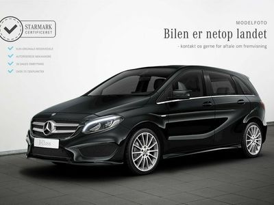 begagnad Mercedes B200 1,6 Final Edition aut.