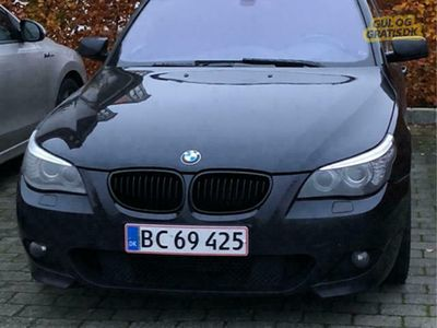 brugt BMW 535 E61 Lci d