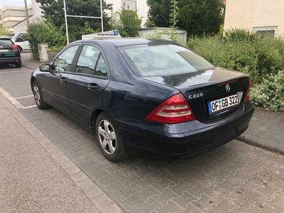 brugt Mercedes C220 2,2