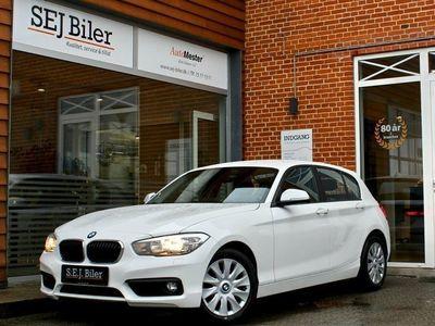 käytetty BMW 118 d 2,0 150HK 5d