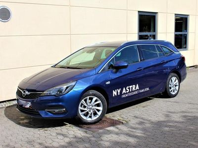 brugt Opel Astra Sports Tourer 1,5 Turbo Elegance 122HK Stc 9g Aut. A+