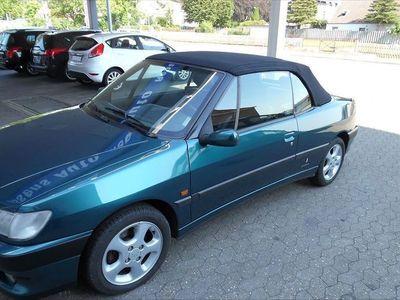 usado Peugeot 306 Cabriolet 2,0 121HK