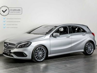 used Mercedes A200 d 2,2 Edition aut.