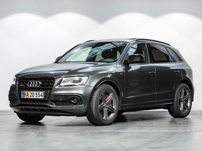 brugt Audi SQ5 3,0 TDi 340 quattro Tiptr. Van
