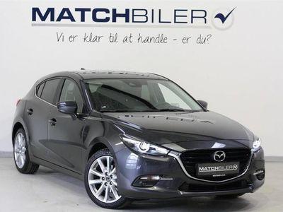 used Mazda 3 2,0 Skyactiv-G Optimum 120HK 5d 6g Aut.