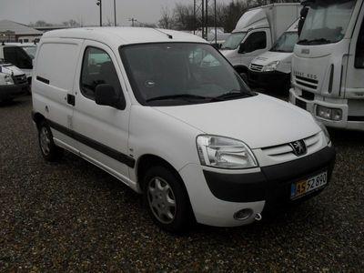usado Peugeot Partner 2,0 HDi Van Limited