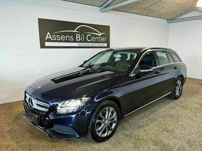 brugt Mercedes C220 2,2 BlueTEC Avantgarde stc. aut.