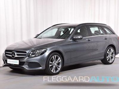 brugt Mercedes C220 d 2,1 Bluetec Business Aut. 170HK Stc
