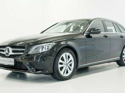 brugt Mercedes C220 d Advantage stc. aut. 2019