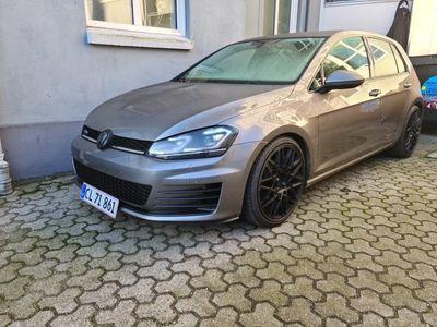 brugt VW Golf 1.6 TDI BMT 105 HK 5 DØRS DSG7
