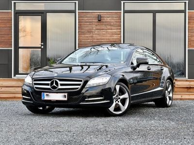 käytetty Mercedes CLS350 3,0 CDi aut. BE