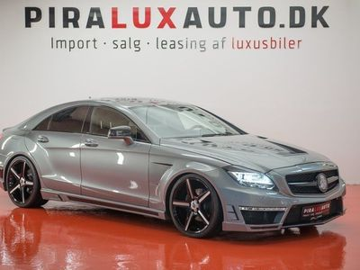 used Mercedes CLS350 3,5 AMG Line aut.