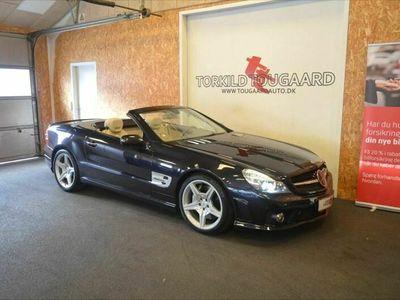 brugt Mercedes SL63 AMG AMG aut.