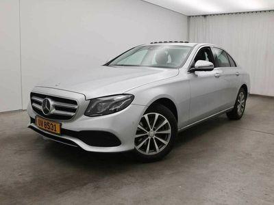 brugt Mercedes E220 2,0 Avantgarde aut. 4-M