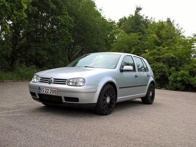 brugt VW Golf 2,0 116HK Sedan