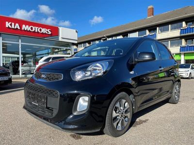 brugt Kia Picanto 0 MPI Attraction Plus 66HK 5d