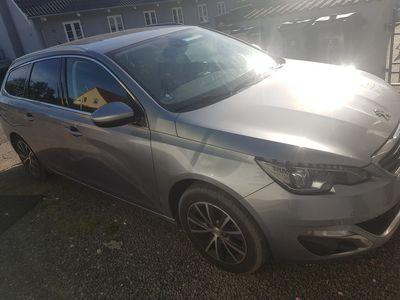 gebraucht Peugeot 308 2.0 150 HK Allure