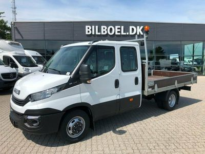 brugt Iveco Daily 3,0 35C18 Db.Cab AG8