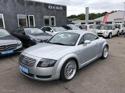 brugt Audi TT 1,8 T 180HK 2d