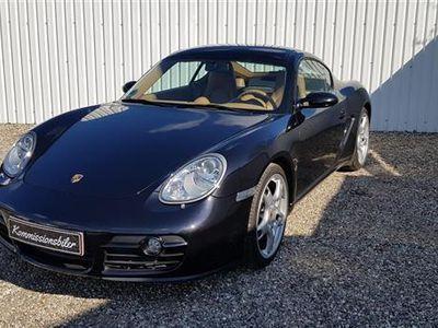 używany Porsche Cayman 2,7 245HK 2d 6g