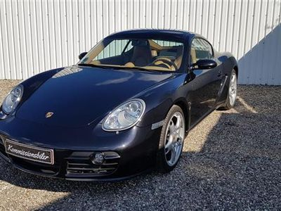 used Porsche Cayman 2,7 245HK 2d 6g