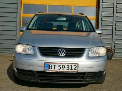 brugt VW Touran 1,9 TDi 100 Trendline