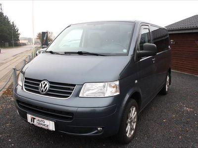 brugt VW Multivan 2,5 TDI 130HK Van 6g