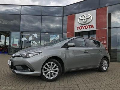 gebraucht Toyota Auris 1,2 T T2 Comfort Smart 116HK 5d 6g