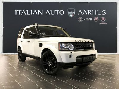 brugt Land Rover Discovery 3,0 SD V6 HSE 4x4 258HK 5d 8g Aut.
