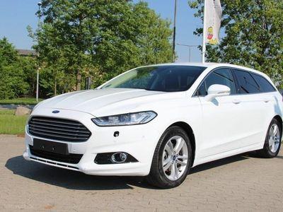 brugt Ford Mondeo 2,0 TDCi Titanium Powershift 210HK Stc 6g Aut.
