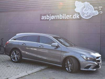 second-hand Mercedes CLA200 d 2,2 SB aut.