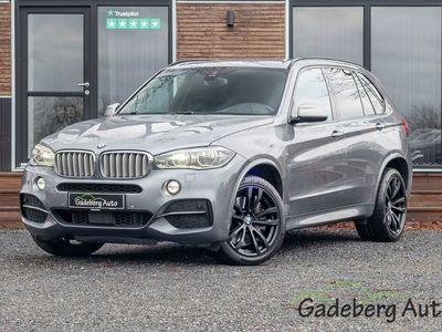 brugt BMW X5 3,0 M50d xDrive aut. Van