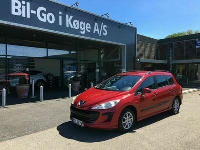 brugt Peugeot 308 1,6 HDi 109 Comfort stc.